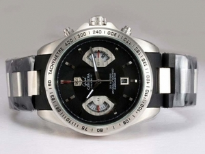 Vintage Tag Heuer Grand Carrera Calibre 17 Working Chronograph m